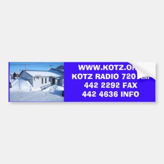 IMG_0317, RADIO 720 442 229 DE WWW.KOTZ.ORGKOTZ… PEGATINA DE PARACHOQUE