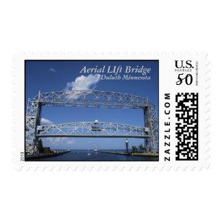 IMG_0579, Aerial LIft Bridge, Duluth Minnesota Postage