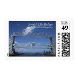 IMG_0579, puente de elevación aéreo, Duluth Franqueo