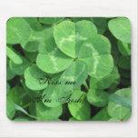 IMG_0604, me besan que soy irlandés Tapetes De Raton
