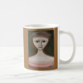 IMG_0610.top.oil.goddess number 3, goddess #3 Coffee Mug