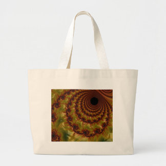 IMG_0642.JPGred and yellow black hole Large Tote Bag