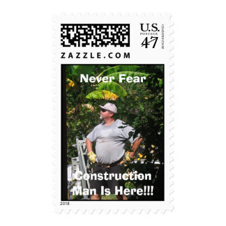 IMG_0651, Never Fear Construction Man Is Here!!! Postage