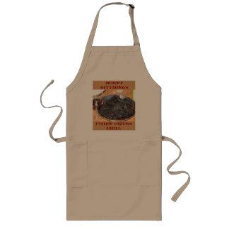 IMG_0660, burnt offerings, fishin chicks grill Long Apron