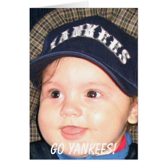 img_0719 (4), Go Yankees! Card