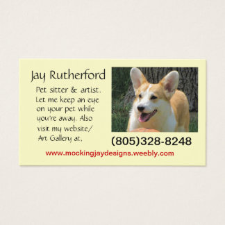IMG_088712.JPG, Jay Rutherford, (818)256-7829, ... Business Card