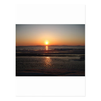 IMG_1043 Alaskan Sundown Postcard