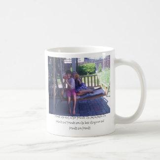 IMG_1044, friends like each other friends like ... Coffee Mug