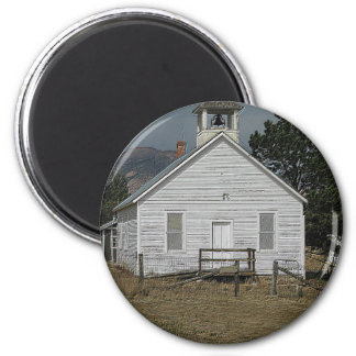 IMG_1208.JPG.png.schoolhouse 2 Inch Round Magnet