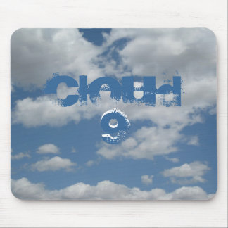 IMG_1307, Cloud, 9, 9 Mouse Pad