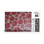 IMG_1502, 65 Roses for Cystic Fibrosis Postage Stamps