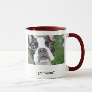 IMG_1551, got treats? Mug