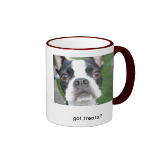 IMG_1551, got treats? Ringer Coffee Mug