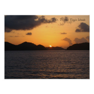IMG_1601, St. Thomas, Virgin Islands Poster