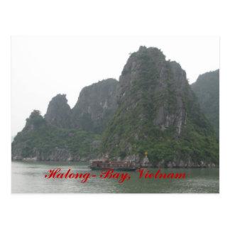 IMG_1661, Halong- Bay, Vietnam Postcard