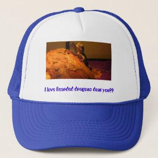 IMG_2043, I love Bearded dragons dont you?? Trucker Hat