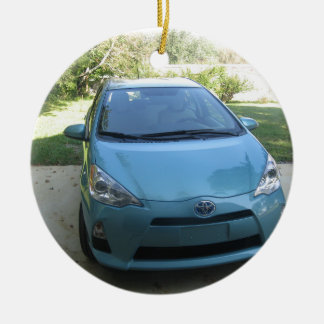 IMG_2140.JPG Prius Toyota car Ceramic Ornament