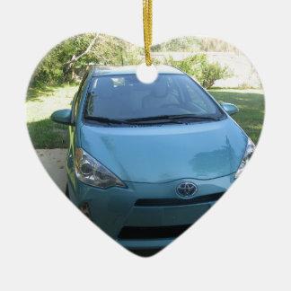 IMG_2140.JPG Prius Toyota car Ceramic Ornament
