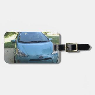 IMG_2140.JPG Prius Toyota car Luggage Tag