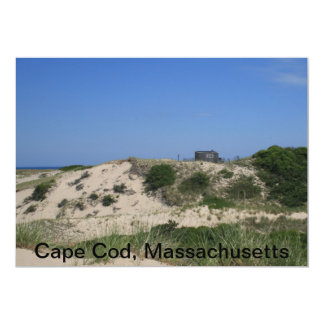 "IMG_2324, Cape Cod, Massachusetts Invitación 5"" X 7"""
