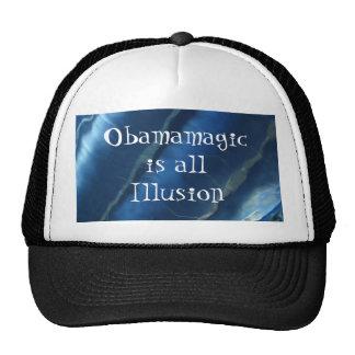 IMG_2352, Obamamagic is allIllusion Trucker Hat