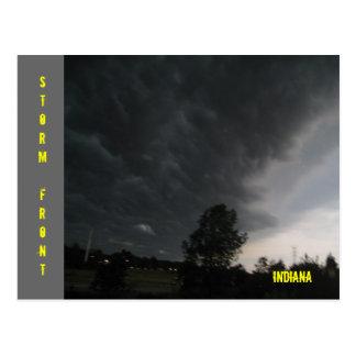 IMG_2391, FRENTE de la TORMENTA, Indiana Postal