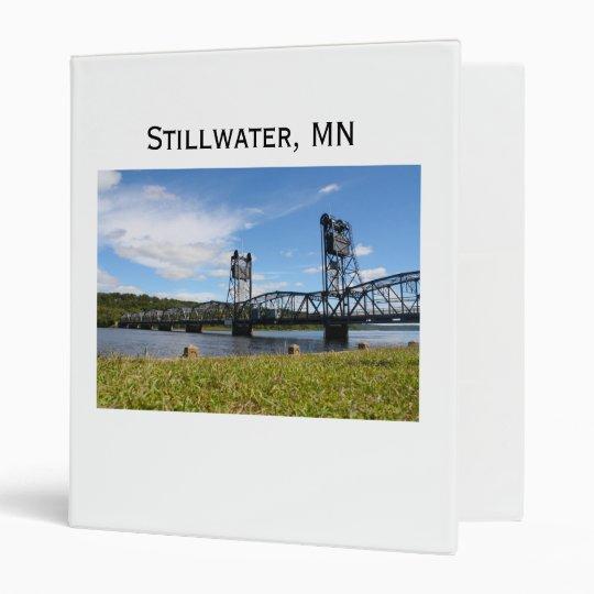 IMG_2426, Stillwater, MN, Stillwater liftbridge... Binder