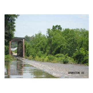 IMG_2460, Hamilton, Ill Postcard