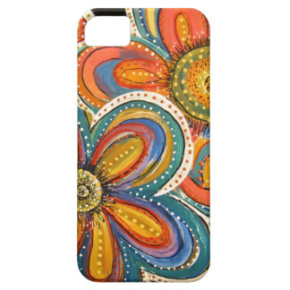 IMG_2462.jpg multicolored floral iPhone SE/5/5s Case