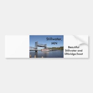 IMG_2574, Stillwater, manganeso, Stillwater hermos Pegatina Para Auto