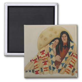 IMG_2587courting blanket 2 Inch Square Magnet