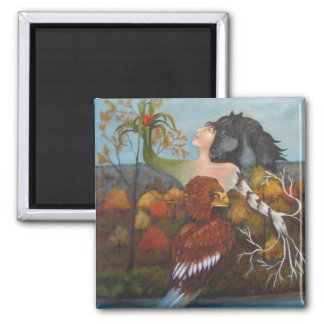 IMG_2592mother earth 2 Inch Square Magnet