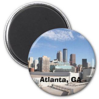 IMG_2688, Atlanta, GA 2 Inch Round Magnet