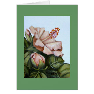 IMG_2803hibiscus Stationery Note Card