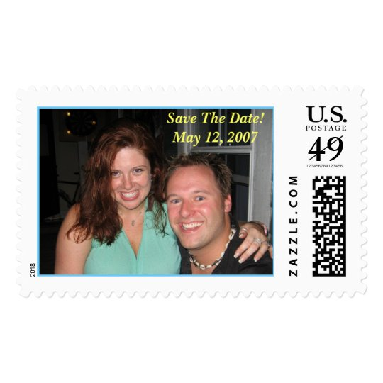 IMG_2978, Save The Date!May 12, 2007 Postage