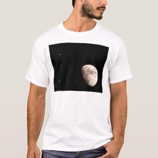 IMG_3004 Moon Jupiter 1 21 13 8x10 ZAZ.jpg T-Shirt
