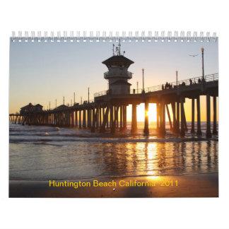IMG_3053, Huntington Beach California  2011 Calendar