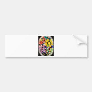 IMG_3097.jpg lass-like floral images Bumper Sticker