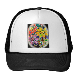 IMG_3097.jpg lass-like floral images Trucker Hat