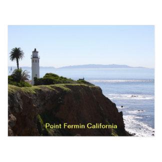 IMG_3216, Point Fermin California Postcard
