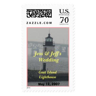 IMG_3838, May 12, 2007, Goat Island Lighthouse,... Postage Stamp