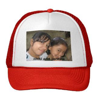IMG_3944, nikki and jardine Trucker Hat