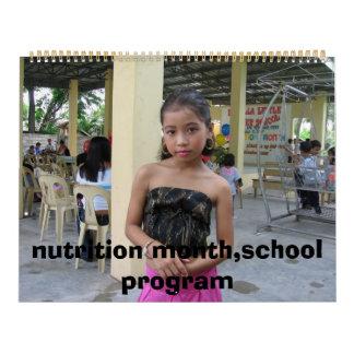 IMG_3966, nutrition month,school program Calendar