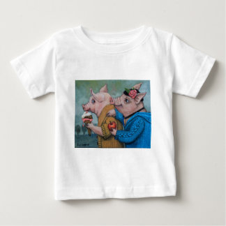 """IMG_4430""""Will you Share?"""" Baby T-Shirt"""