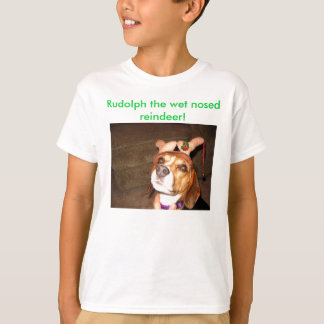 IMG_4498 the wet nosed ri... - Customized T-Shirt