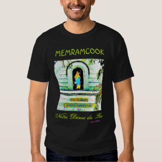 IMG_4508 (13), evoluc, MEMRAMCOOK, Notre Dame d... T-Shirt