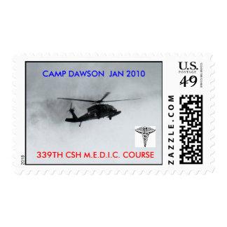 IMG_5460, caduceus, CAMP DAWSON  JAN 2010, 339T... Postage