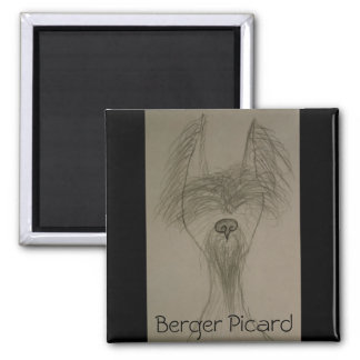 IMG_7529c, Berger Picard 2 Inch Square Magnet