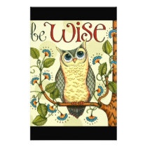 IMG_7786.PNG wise owl customizable design Stationery