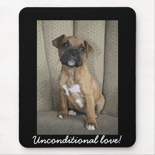 IMG_8277 B, Unconditional love! Mouse Pad